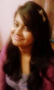 Aniesha Brahma_Author Pic