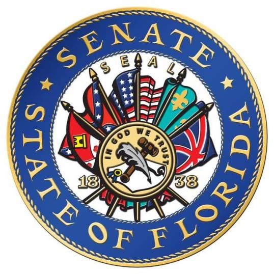 Color Senate seal 12x12