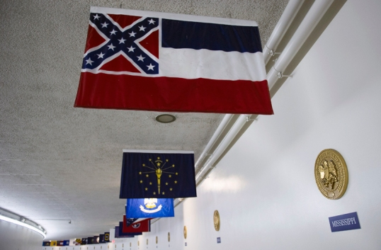Charleston Shooting-Confederate Symbols-States
