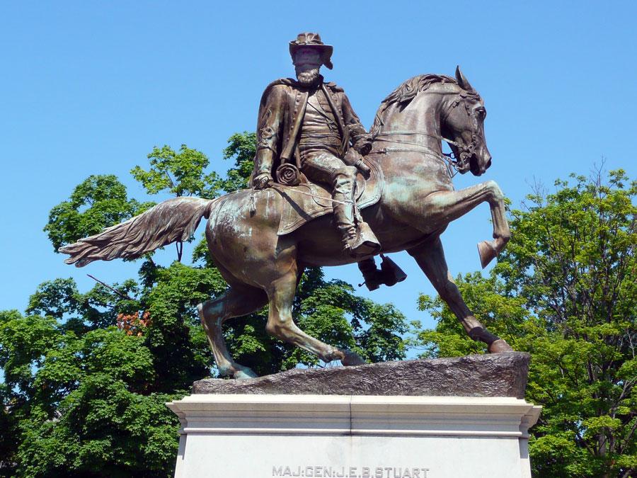 Monument_Ave_Jeb_Stuart