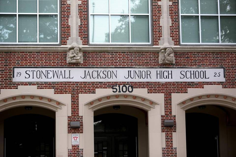 confederate school
