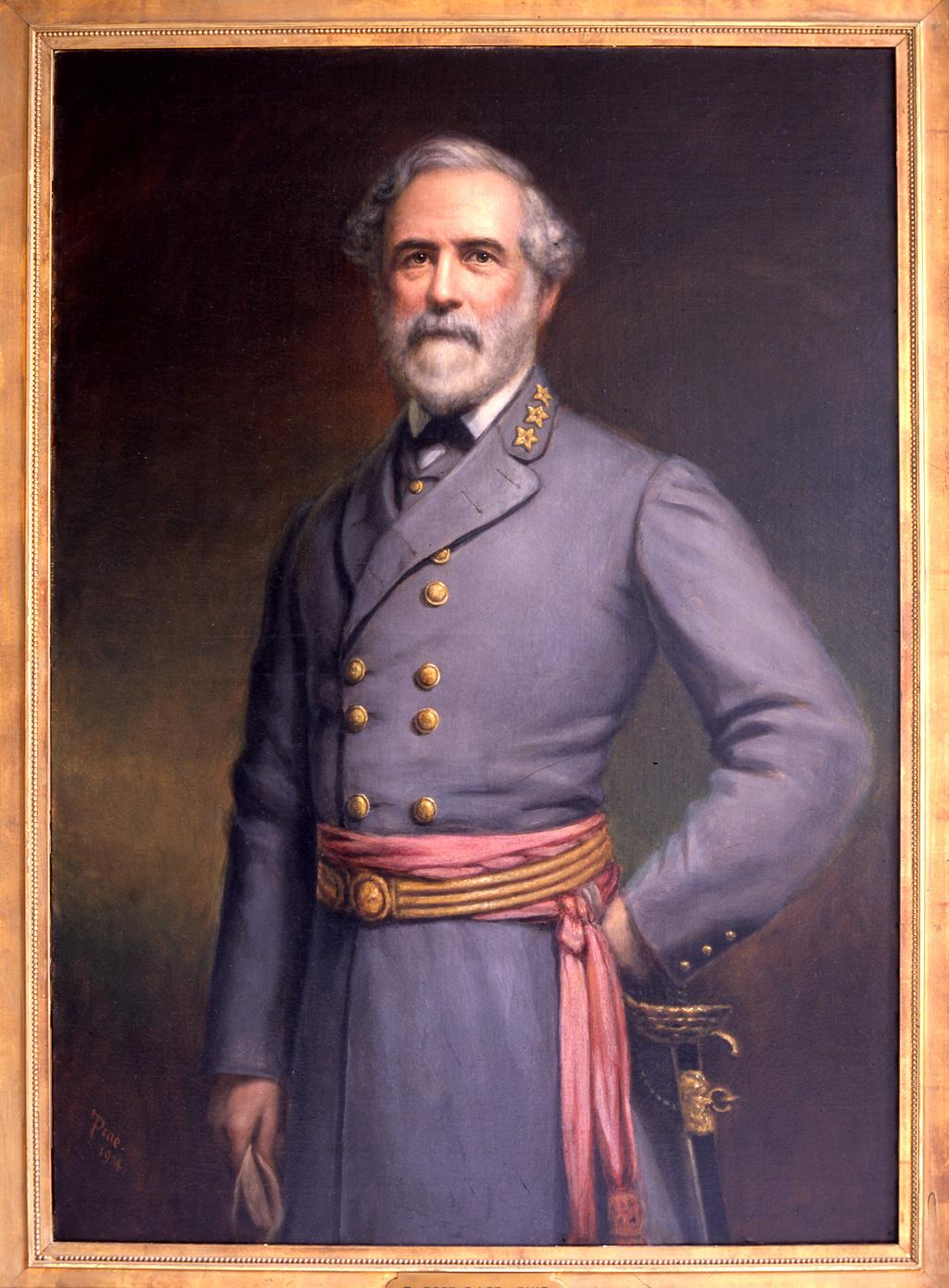 robert-e-lee-by-theodore-pine-1904