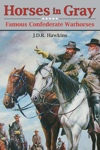 Horses in Gray Cover