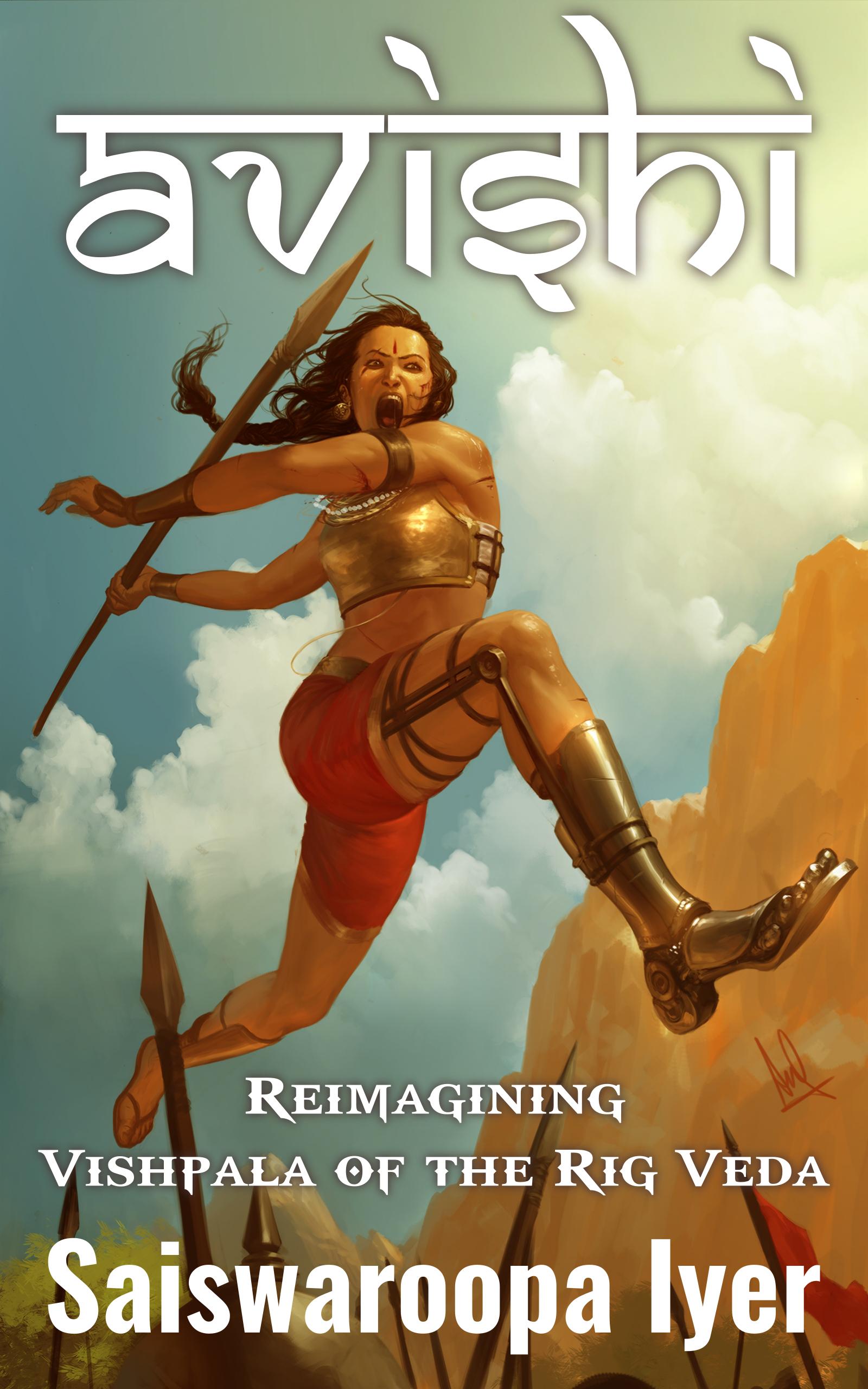 Avishi Final Cover