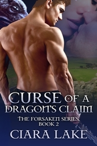 Curse of a Dragon's Claim Cover