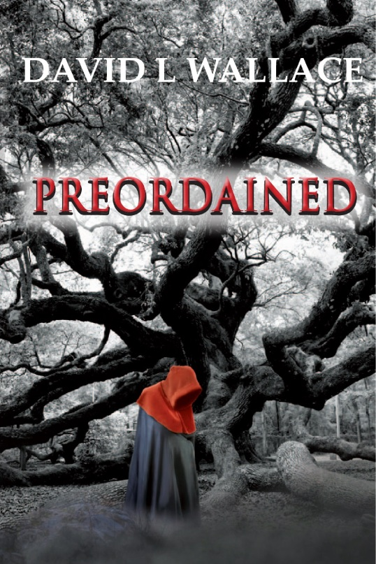 Preordained Front Cover Final