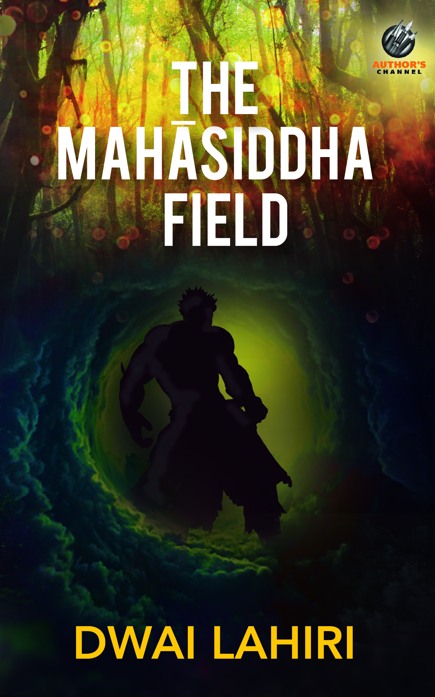 Mahasiddha Field Front Cover copy