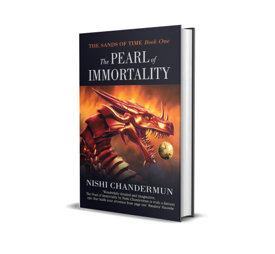 The Pearl of Immortality 3D copy