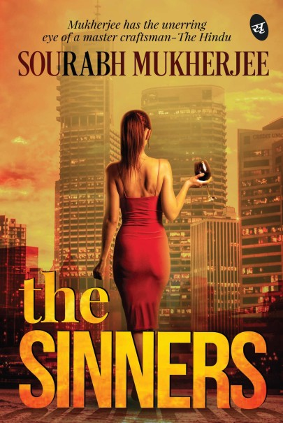 The Sinners Cover copy