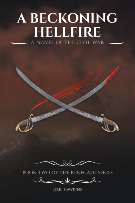 A Beckoning Hellfire Book Cover