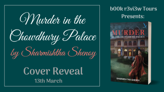Murder in the Chowdhury Palace Banner copy